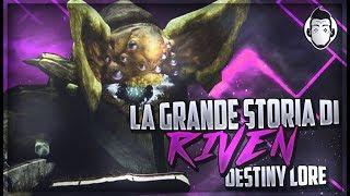Destiny Lore: La grande storia di RIVEN
