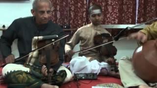 Bho Shambho Shiva Shambho Swayambho Shri NC Ramanujam Violin Concert Saket Pranaam M2U01318