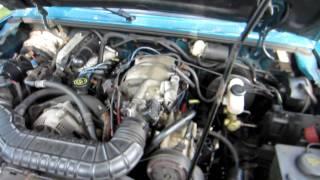 93 Ford Explorer Coldstart in HD