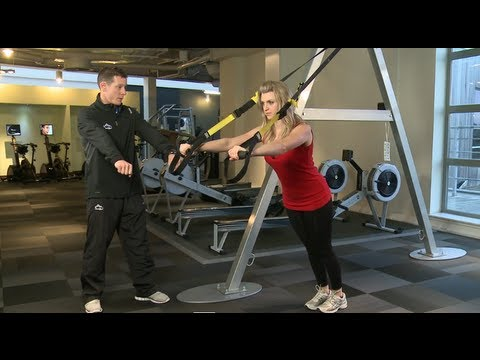 TRX ExercisesHow to do a TRX Chest Press | David Lloyd Clubs