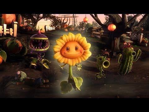 Plants VS Zombies: Garden Warfare - I'm A Happy Sunflower