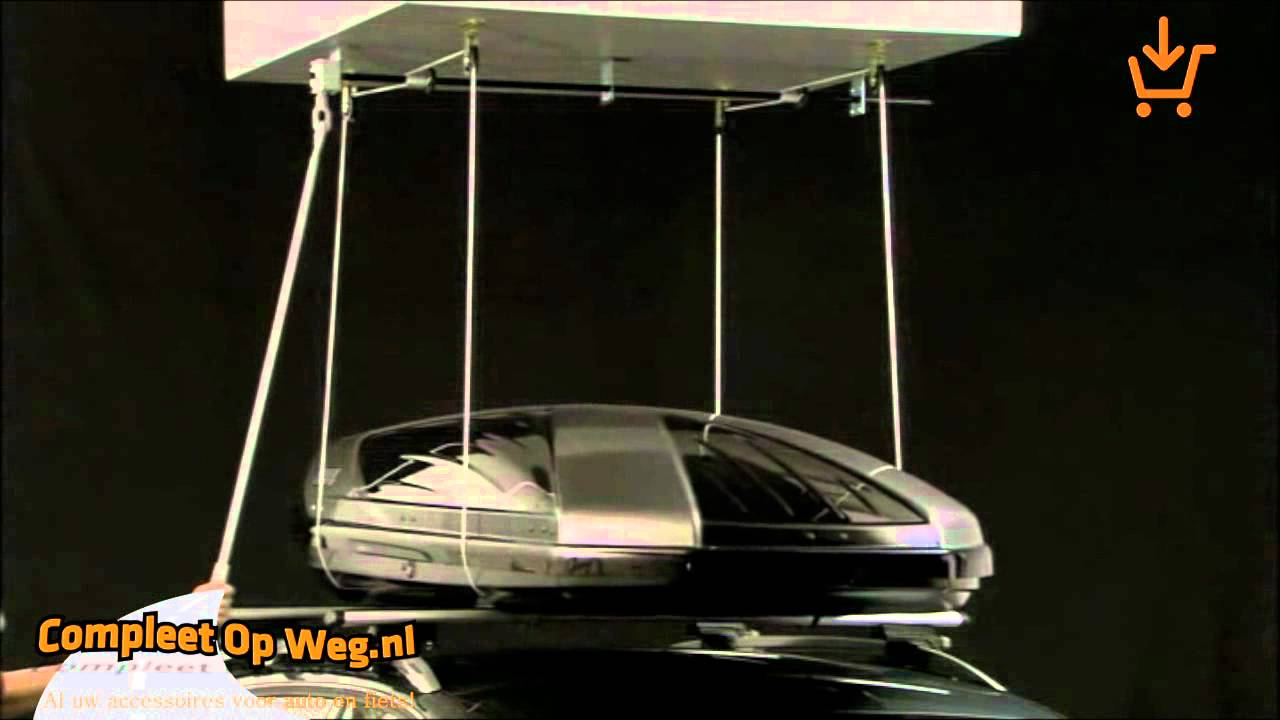 Thule Boxlift 571 Youtube