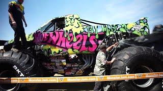 Hot Wheels Firestorm Body Reveal