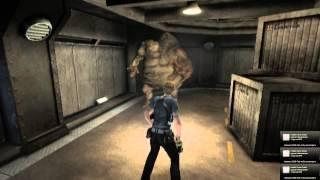 [PS2] Resident Evil: Dead Aim [Bruce McGivern] Прохождение / Walkthrough part 10
