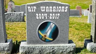 WARRIOR IS DEAD ROFL