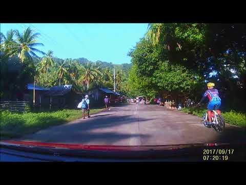 Road from SPDA, Brgy Semba to Tapian, Datu Odin Sinsuat, Maguindanao