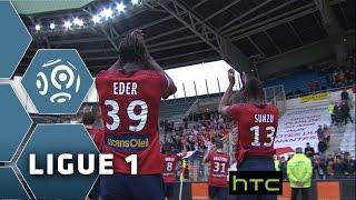 FC Nantes - LOSC (0-3)  - Résumé - (FCN - LOSC) / 2015-16