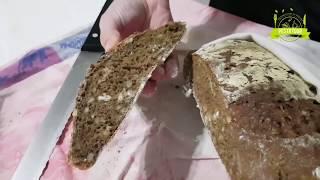 Видео рецепт: Ржаной хлеб своими руками!