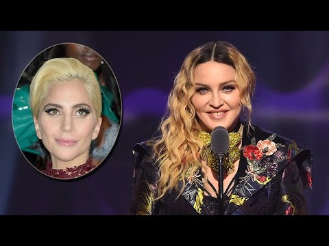 Lady Gaga ENDS Rumored Feud With Madonna With THIS Tweet After Inspiring Speech