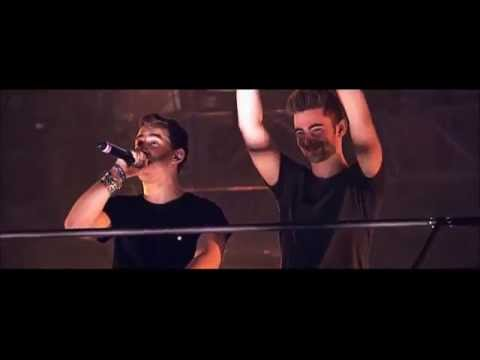 Never Say Goodbye Hardwell & Dyro feat. Bright Lights UMF