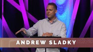 Who is Jesus? - Andrew Sladky