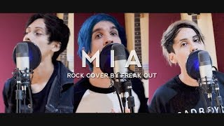 Bad Bunny Ft Drake Mia Rock Cover by Freak Out.mp3