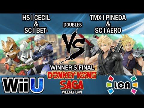 LCA Weekly 66 Dobles - Cecil/Bet vs Pineda/Aero - [W] Final
