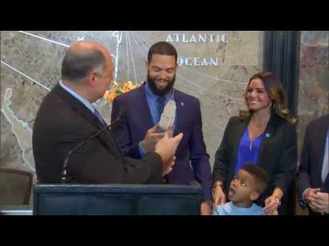 Deron Williams Speaks Up for Autism Awareness