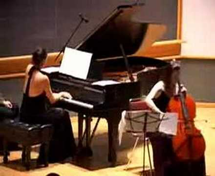 Rachmaninov Sonata Op. 19 - II: Allegro Scherzando