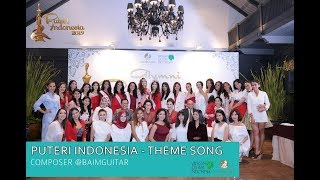 PUTERI INDONESIA - Theme Song