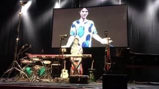 Video Jacob Collier Live in Rome - P. Y. T. (Pretty Young Thing) - Quincy Jones/Michael Jackson download MP3, 3GP, MP4, WEBM, AVI, FLV Agustus 2018