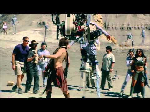 John Carter - Behind the Scenes 2