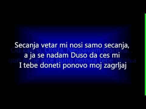 Tose Proeski - Oprosti (Lyrics)