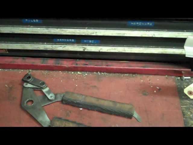 mower brunswick a2 pinsetter quick scissor video riding mower brunswick a2 pinsetter quick scissor video