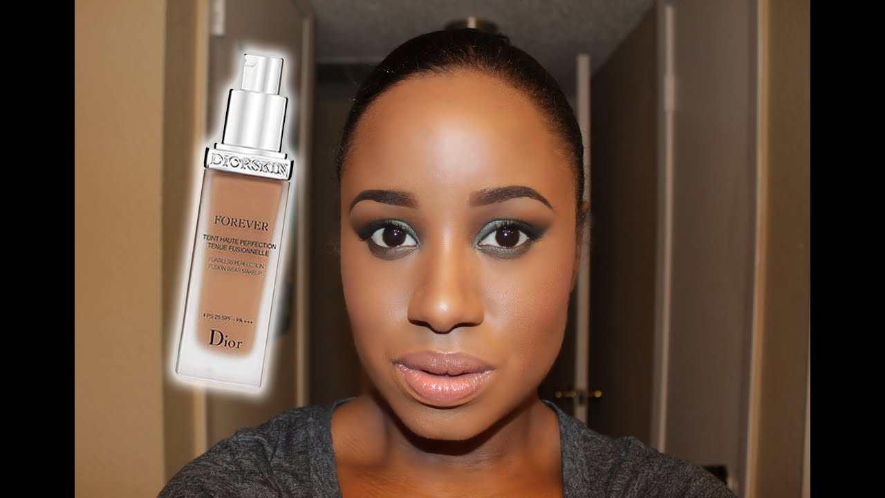 Diorskin Forever Foundation Review in Light Mocha (swatches, wear ...