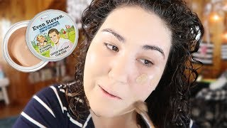The Balm Even Steven Foundation Review || Full Day Wear Test || MAP Beauty