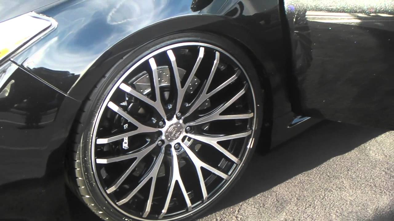 Dubsandtires Com 22 Dropstar Machined Black Wheels 2013