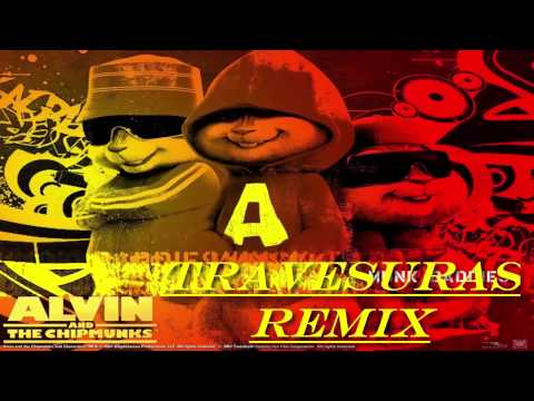 Nicky Jam - Travesuras Remix (Alvin Y Las Ardillas)