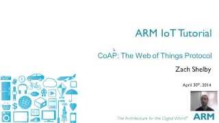 Constrained Application Protocol (CoAP) Tutorial