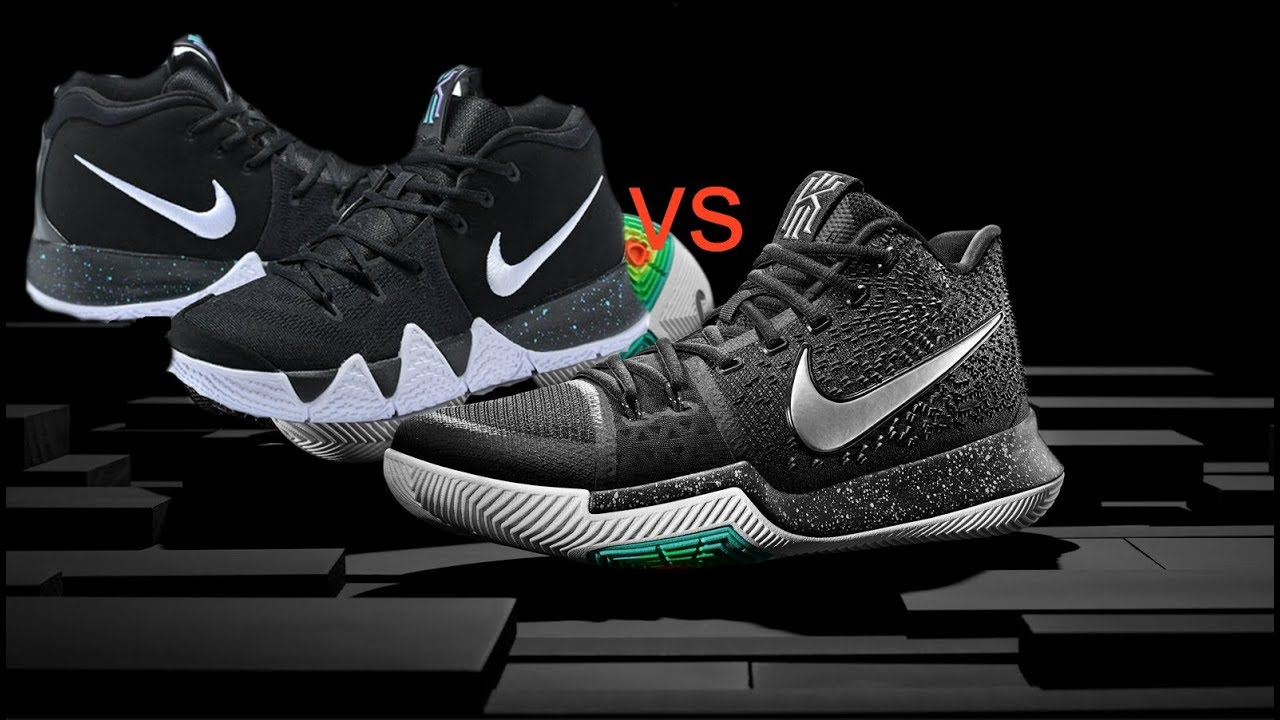 uk availability cfc20 76c42 Kyrie 4 vs Kyrie 3 witch is the best Kyrie (comparison)