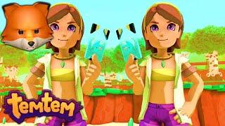 THE LETHAL TWINS?! | (Temtem #2) Pokémon-Like MMO
