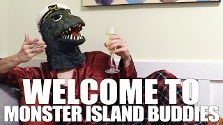 Welcome to Monster Island Buddies!