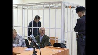 Обвиняемый в убийстве Макарова взят под стражу до 12 января 2018 года