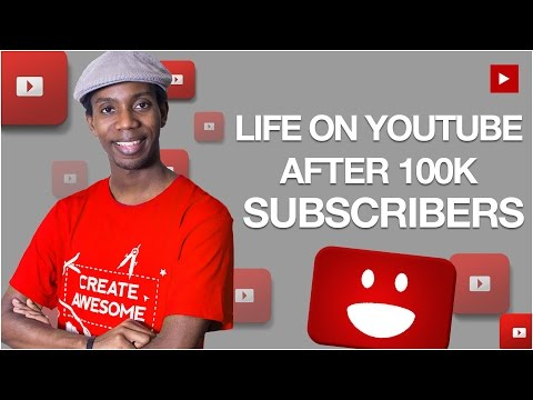 150K Subscriber Thank You and Life After 100K Subscribers on YouTube