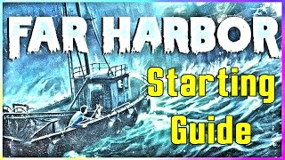 Fallout 4 - How to Start Far Harbor DLC (Walkthrough Guide Part 1)