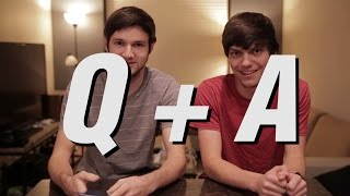Questions and Answers - Thanks for 100k Subscribers!