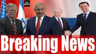 BREAKING: IRAN ignores ISRAEL DEMANDS in SYRIA
