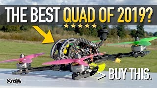 BEST FPV RACING QUAD of 2019? - GEPRC MARK 3 Race Quad - REVIEW & FLIGHTS 🔥