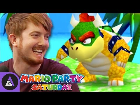 There Will Be Blood - Mario Party 1 | Mario Party Saturday