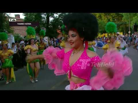 Desfile de Llamadas DAECPU – Yambo Kenia / Tronar de Támbores