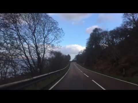 Time Lapse from Argyll and Bute council to Stonefield Castle Hotel.