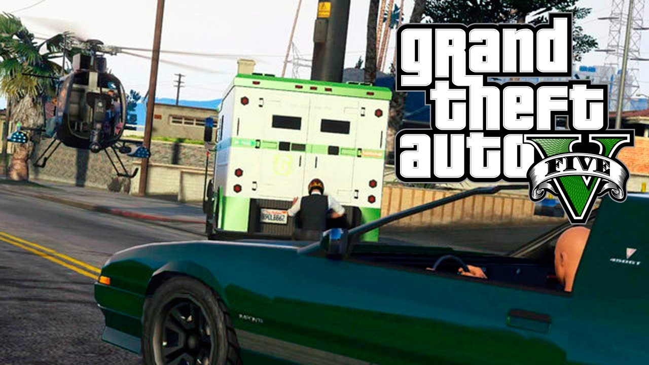 GTA 5 Online: Fast And Easy Cash By Selling Cars & Robbing Stores ...