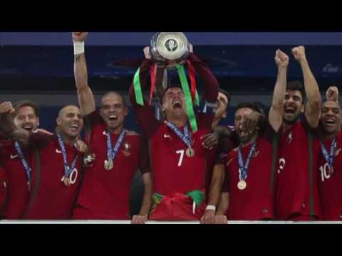 Сенсационная победа Португалии на Евро 2016
