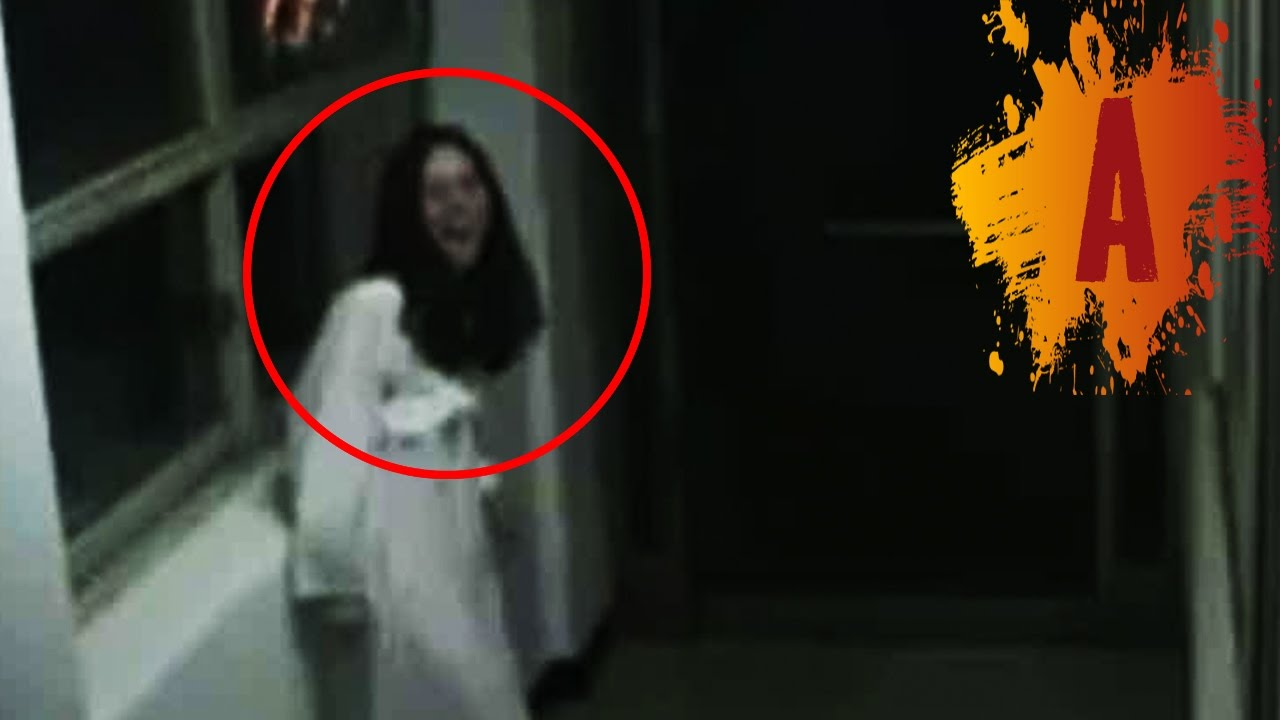 8 Creepiest Footage Caught On Hotel Cameras - YouTube