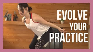 Yoga With Blocks - Evolve Your Practice, Intermediate Flow {30 min}