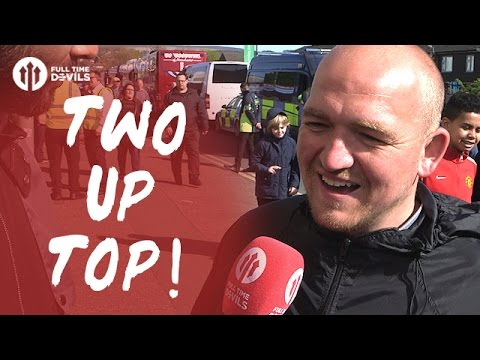 Two Up Top! | Burnley 0-2 Manchester United | FANCAM