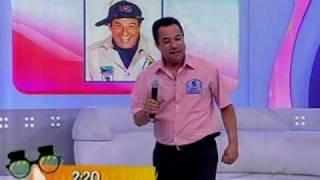 O maior imitador do Brasil - Renato Rodrigues