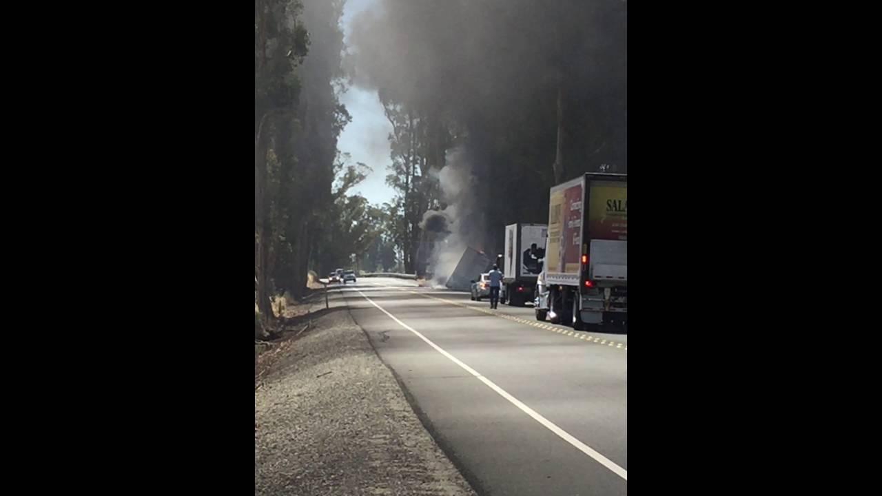 Fatal crash on Lakeville Highway, June 29, 2016