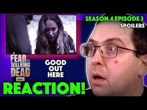 Play REACTION! Fear the Walking Dead Season 4 Episode 3 -