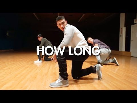 Charlie Puth - How Long (Dance Video) |...
